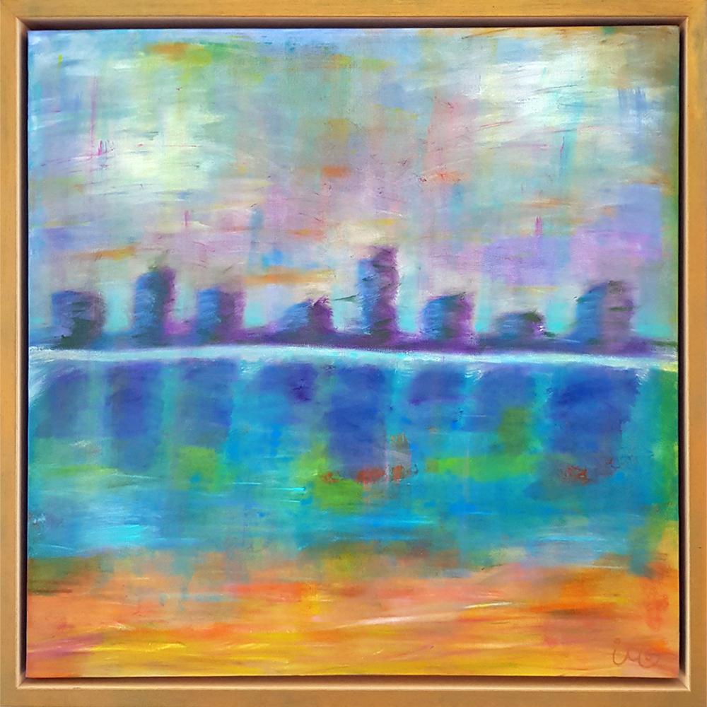 Paintings by Ingrid Otte